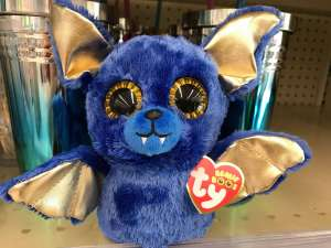 Ozzy the bat Ty Beanie Boo Walgreens Halloween exclusive