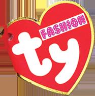 Ty Fashion hang tag